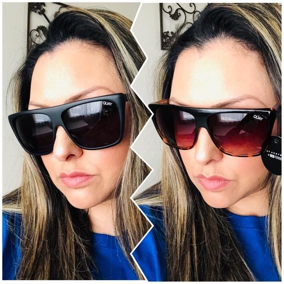 e214ff859b Quay x Desi OTL II Sunglasses